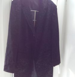Jacket long Jacques Ard