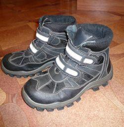 Ботинки демисезонные р.36