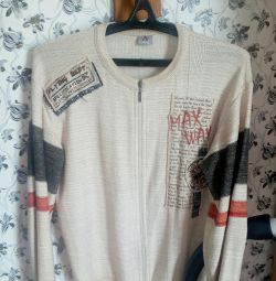 Jumper with zipper 48 size