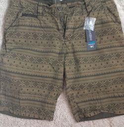 Shorts are new!