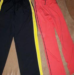 Pantolon Japonya DANSKIN 3 çift.