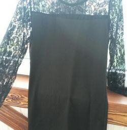 Rochie neagră 42р