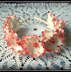 Hairband from foamirana