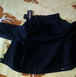 Denim jacheta nou pe creștere160-165