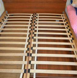 Κρεβάτι με ένα στρώμα σε δώρο!