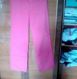 Pants summer cotton