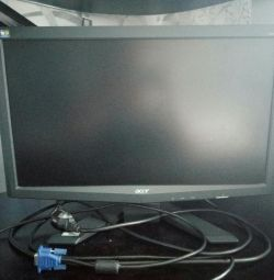 Acer x203h monitor