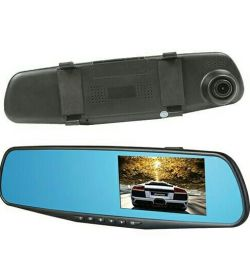 Mirror Full HD DVR with warranty