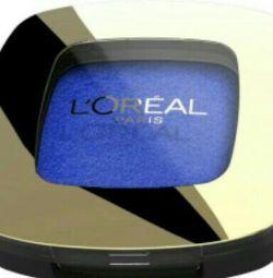 Новы тени loreal