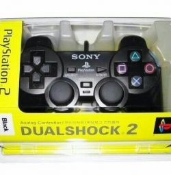 Joystick PS2 gamepad new