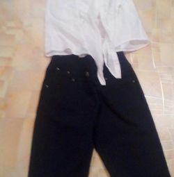 Pantaloni și bluze