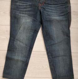 New denim breeches