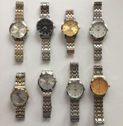 Επώνυμα ρολόγια χειρός για βραχιόλια