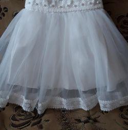 Φόρεμα για 1-2 χρόνια