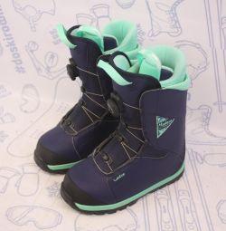 Сноубордические ботинки Wedze новые