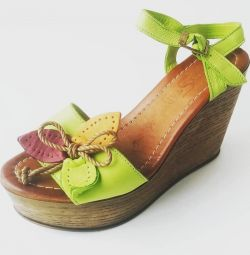 Sandaletler 40 beden yeni