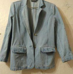 Jeans jacheta brand nou