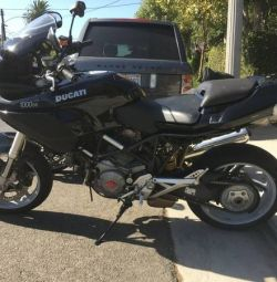 Ducati Multistrada 2005 Low miles