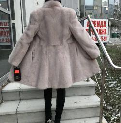 Σκανδιναβικό παλτό μινκ