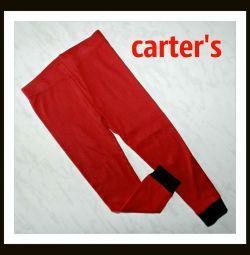 Carter'ın Örgü Pantolonu