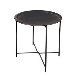 TABLE FOUNTAIN METAL CARBON Φ45 HM5287.01