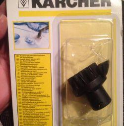 Karcher buharlı temizleyici için fırça