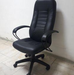Кресло Пилот-2 чeрный