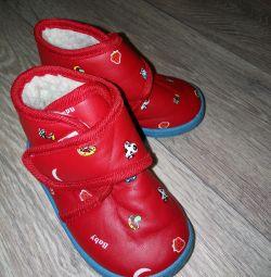 чобітки зима