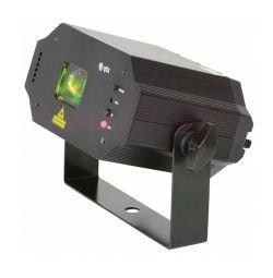 Συμπαγής λέιζερ / σαρωτής QTX Mini RGB