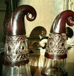 Келихи в формі рогу