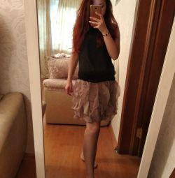 Φουσκωτή φούστα L