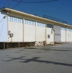 Α ground floor storage of 606.80sq.m., in Stylida,