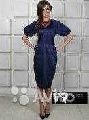 Noua rochie de designer de Ulyana Sergeenko