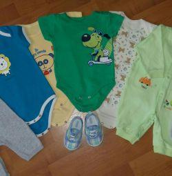 Παιδικό σώμα 6-12 μήνες.