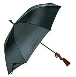 Umbrella cane with a handle Shotgun