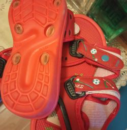 Sandals new 27 size