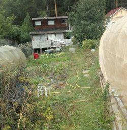 Οικόπεδο, 9 εκατό., Αγροτικό (SNT ή DNP)