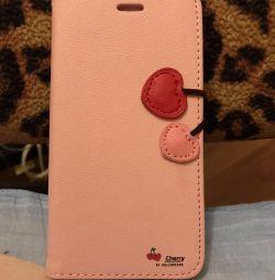 Νέα θήκη για το iPhone 7 βιβλίο με τρεις τσέπες
