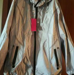 New Demi-season Jacket with tag
