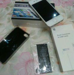 Телефон iphone 4