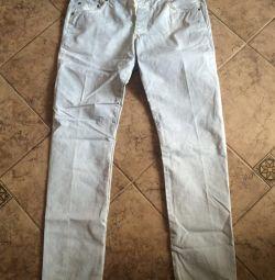 İtalya'dan kot pantolon
