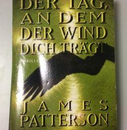 Книга: J. Patterson. Der tag, an dem der wind. обмін