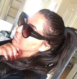 Ochelari de soare elegant și trendy