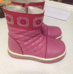 Μπότες για παιδιά 24 μεγέθη
