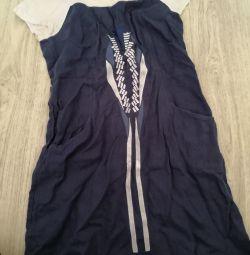 Dress flax