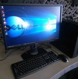 Dell Small Form Factor Desktop 2.8ghz, 4GB Memory,