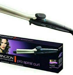 Κορδόνια Remington Pro Spiral Curls-ΜΕΓΑΛΗ ΔΩΡΟ!
