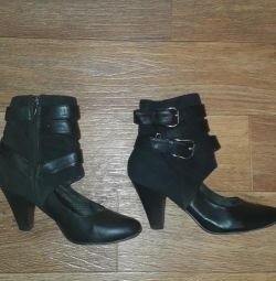 Original ankle boots 37 p.