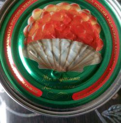 Caviar roșu Keta