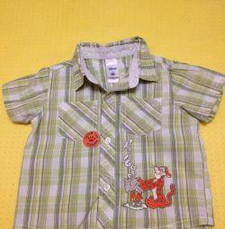 Shirt C & A (74 p)